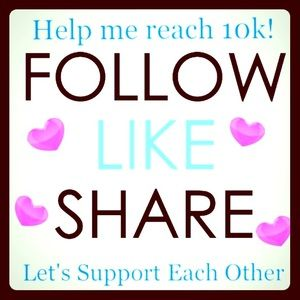 Other - 🎉💃🏻 HELP ME GET TO 10k FOLLOWERS 💃🏻🎉